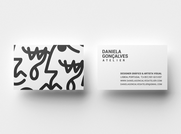 6. Editorial | 9 Examples of Good Business Cards