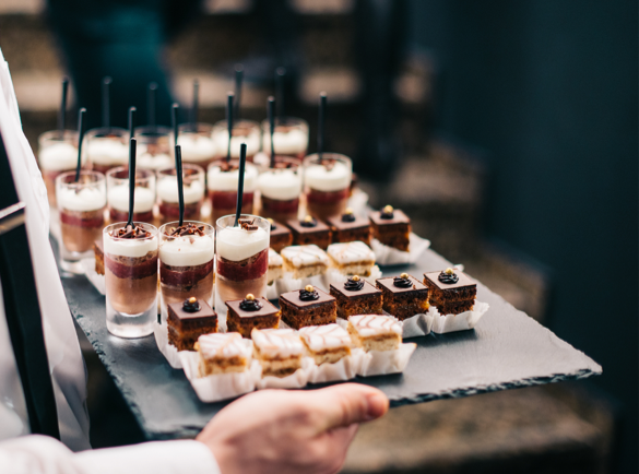 10 Formas de Atraer a la Gente a tu Stand de Exhibición | 6. A todo el mundo le encanta la comida gratis