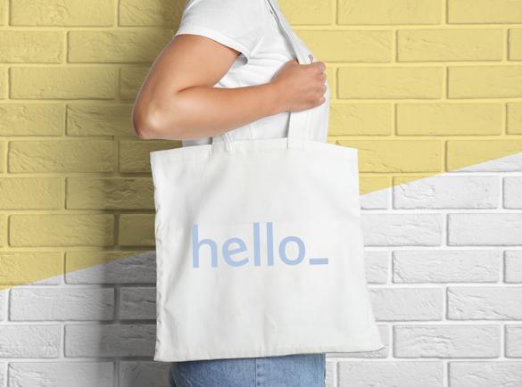 Cómo Destacar en una Exhibición o Feria | Ofrece bolsas corporativas reutilizables