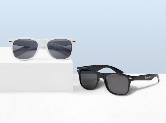 The Most Popular Promotional Logo Products | Printed sunglasses