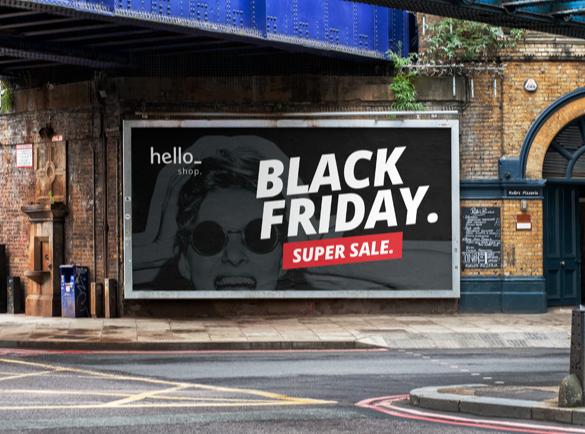 10 Ideas para la Campaña de Black Friday | 1. Crea expectación