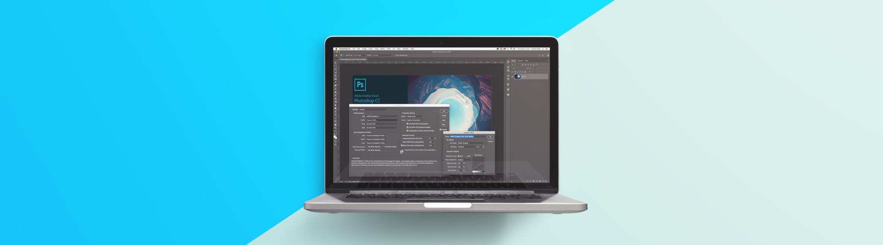 Ajusta la Densidad de Tinta en Adobe Photoshop en 7 Pasos