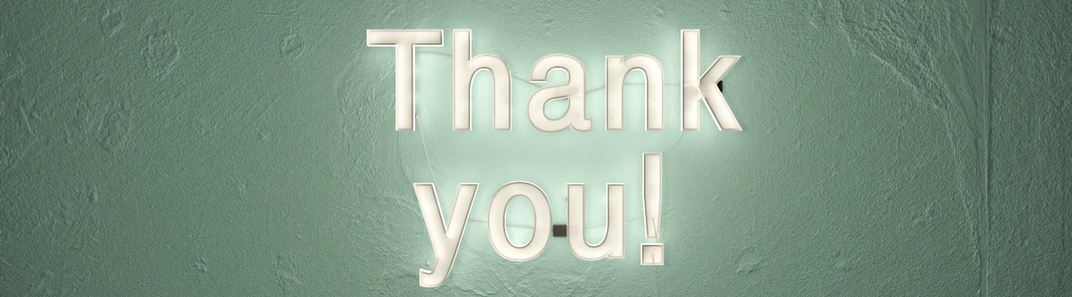 Tarjetas de agradecimiento: un pequeño gesto con un gran impacto