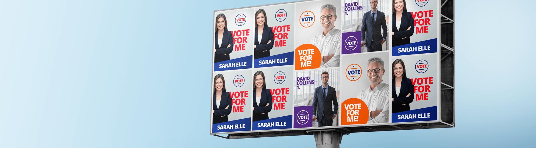 El Impacto de los Productos Impresos en la Campaña Electoral