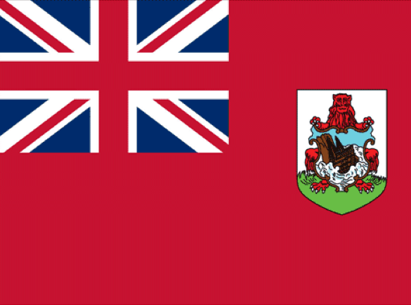 Bermuda | Which countries have the craziest flags