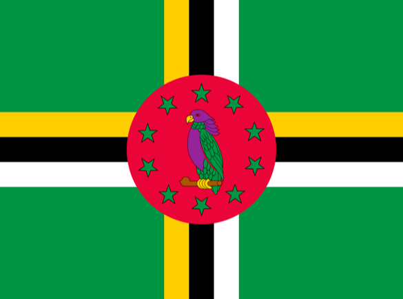 Dominica | Which countries have the craziest flags