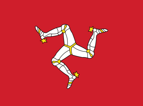 Isle of Man | Which countries have the craziest flags?