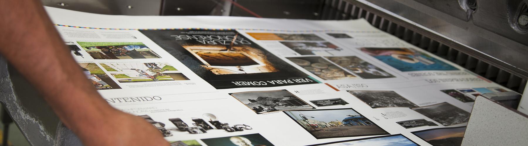 ¿Cuál es la Diferencia Entre la Impresión Digital y Offset?