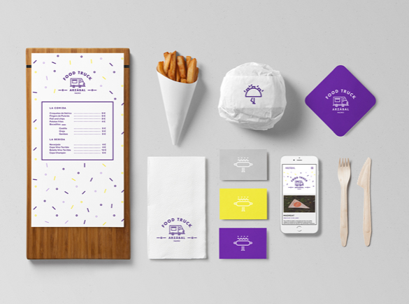 7. Fun Without The Chaos | 10 Great Uses of Branded Stationery