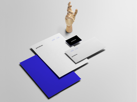 8. Just My Type | 10 Great Uses of Branded Stationery