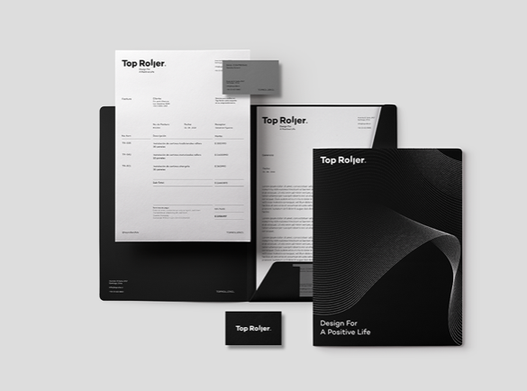 9. Subtlety | 10 Great Uses of Branded Stationery