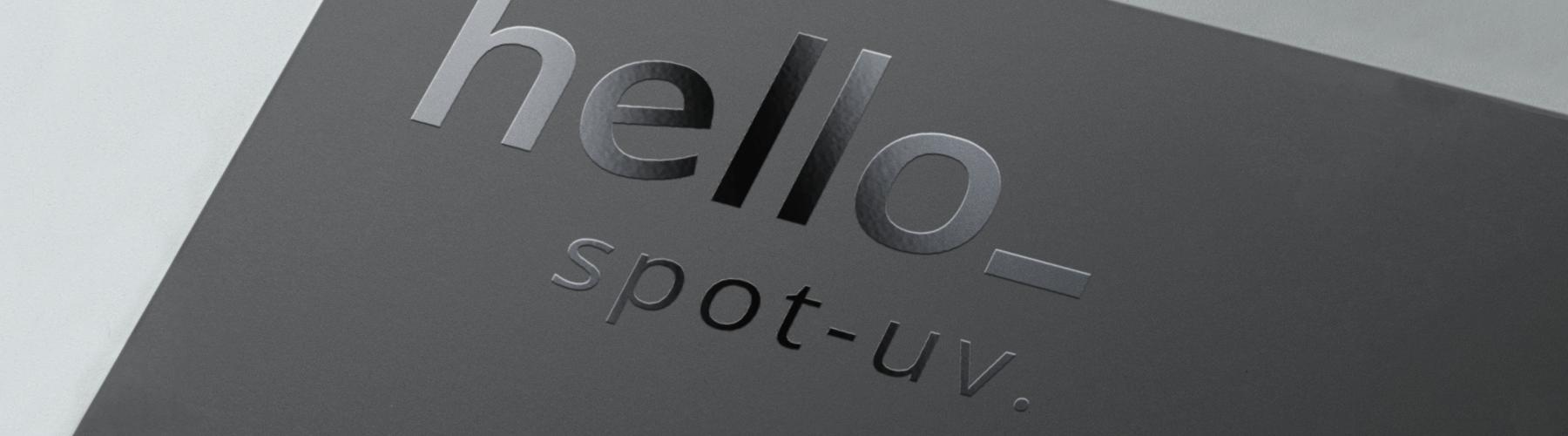 Manual Para Tarjetas con Barniz Selectivo (Spot UV)