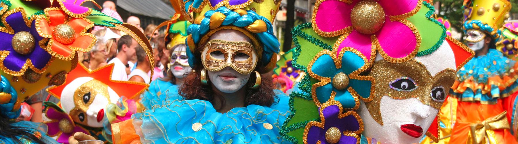 Helloprinters En Acción: Carnaval de Verano en Rotterdam