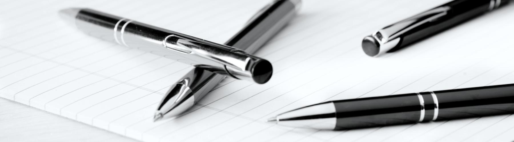 Por qué los bolígrafos corporativos son el regalo perfecto