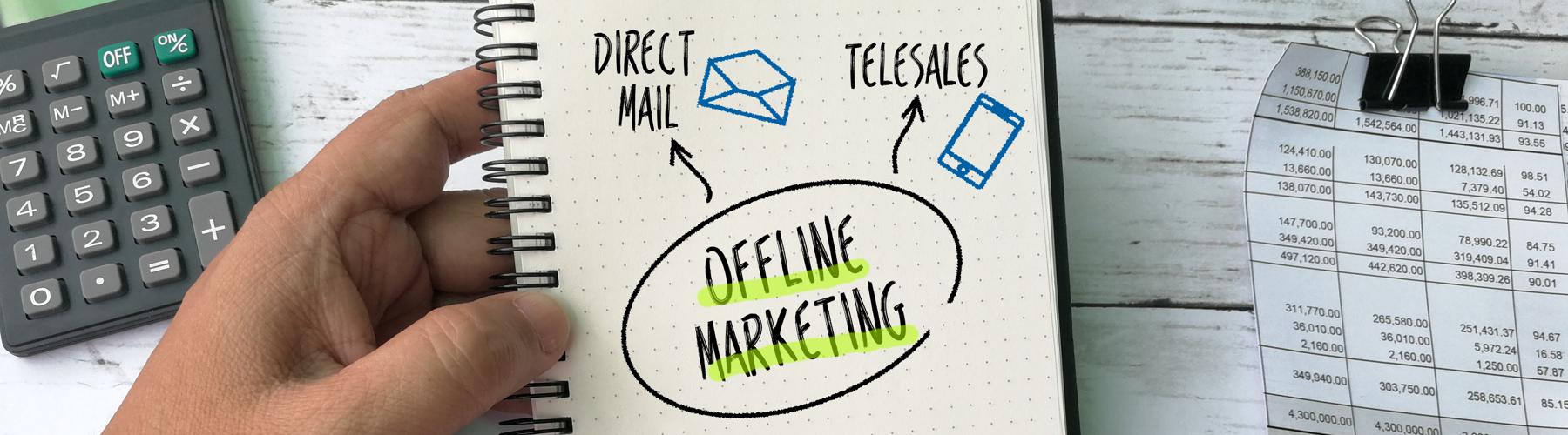 Por qué el Marketing Offline es Perfecto para la Época de Fiestas