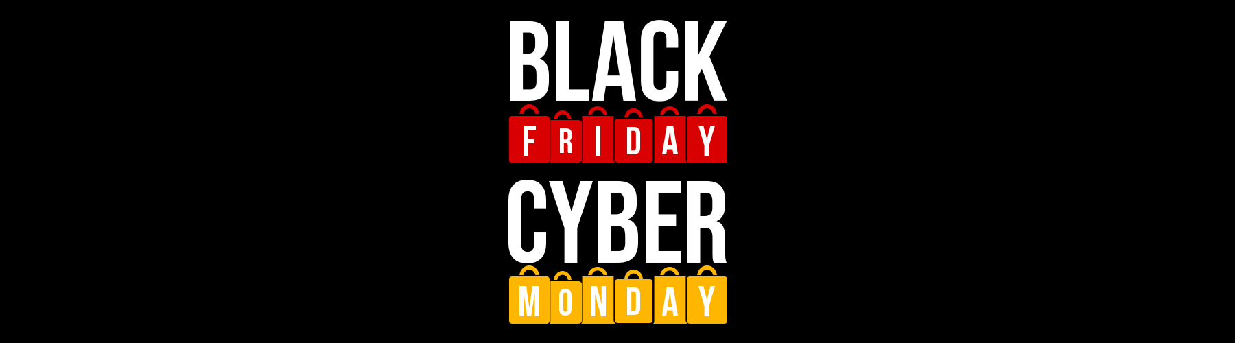 Black Friday vs Cyber Monday – ¿Cuál da mejores resultados?