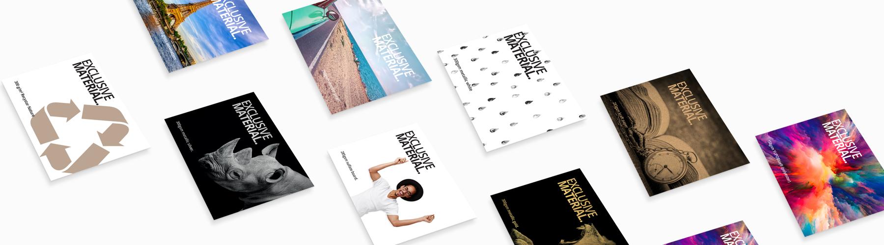 Cómo elegir el material especial de flyers adecuado para que tu diseño destaque
