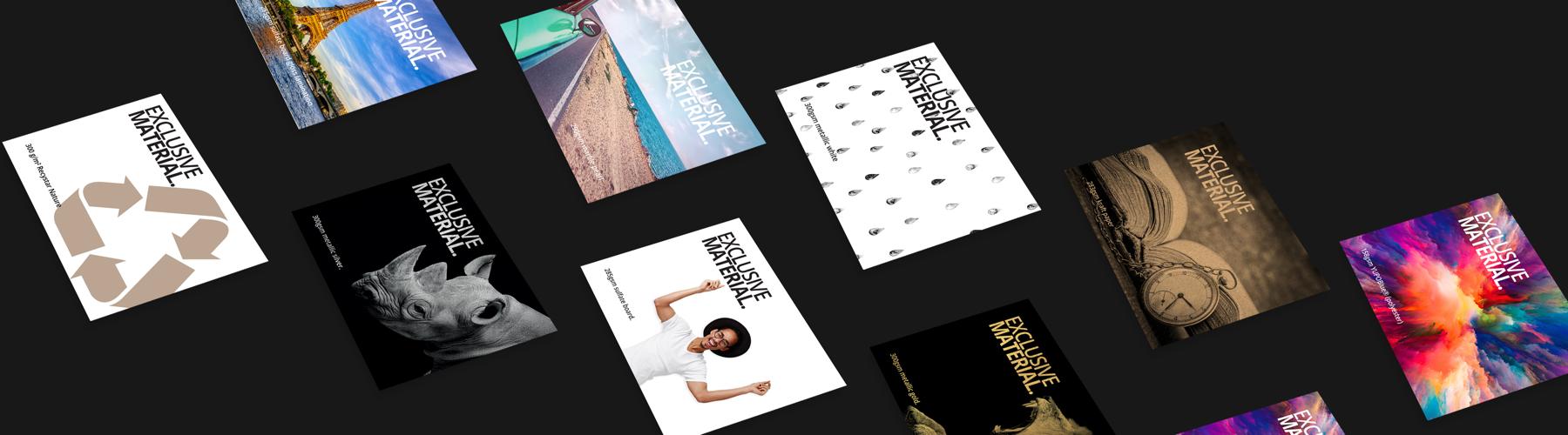 ¿Qué material especial de flyers se adapta mejor a los objetivos de tu empresa?