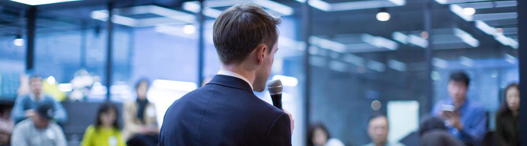 10 Consejos para un gran discurso de ventas en tu próxima feria o evento