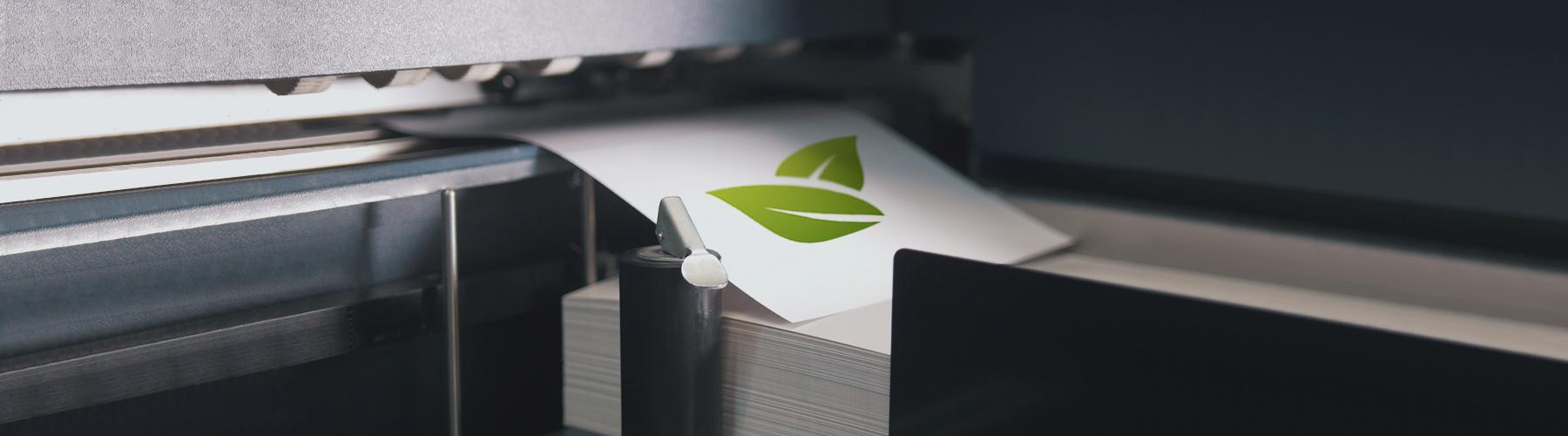 ¿Qué es la impresión ecológica o sostenible?