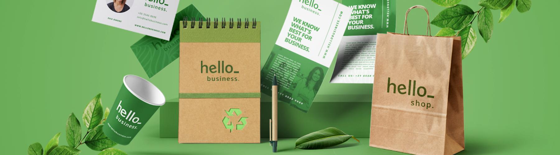 Top 10 Productos Ecológicos Impresos