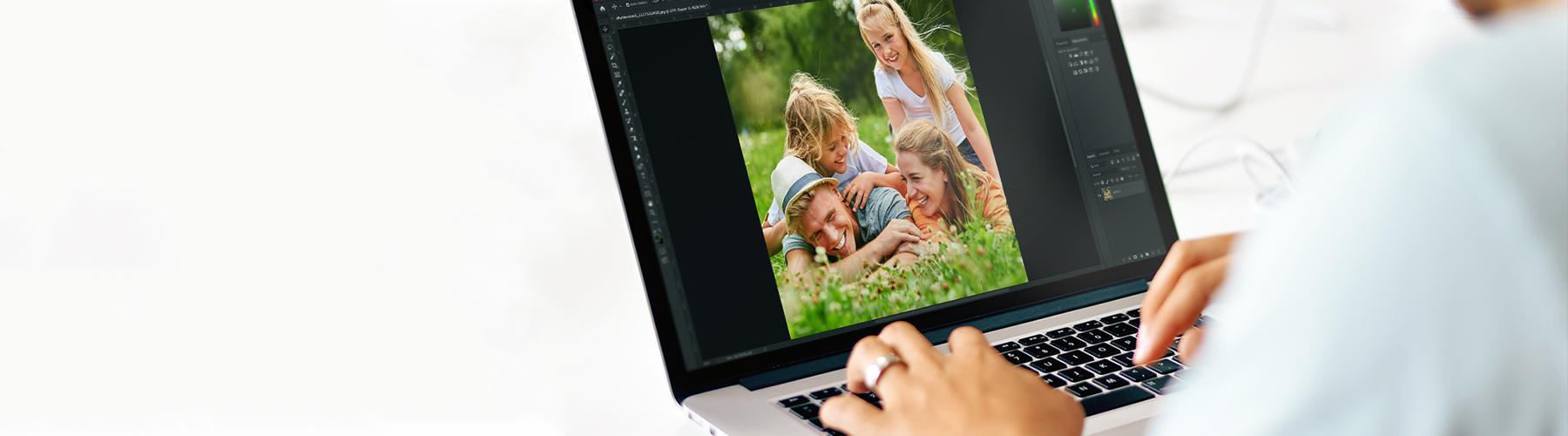 Cómo editar fotografías para impresión